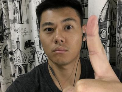 2017-09-29 首次 Live Broadcast by 黃耀英 Darren