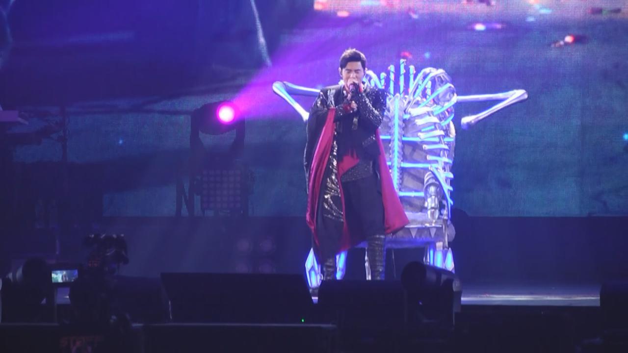 (國語)世界巡演台北站第二場 周杰倫送上連串金曲