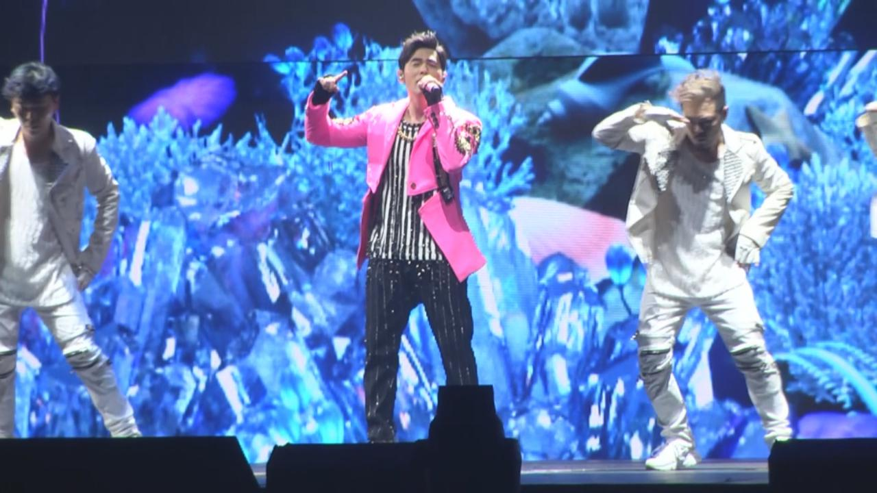 周杰倫台北小巨蛋演唱會第三場 獲多位圈中人捧場
