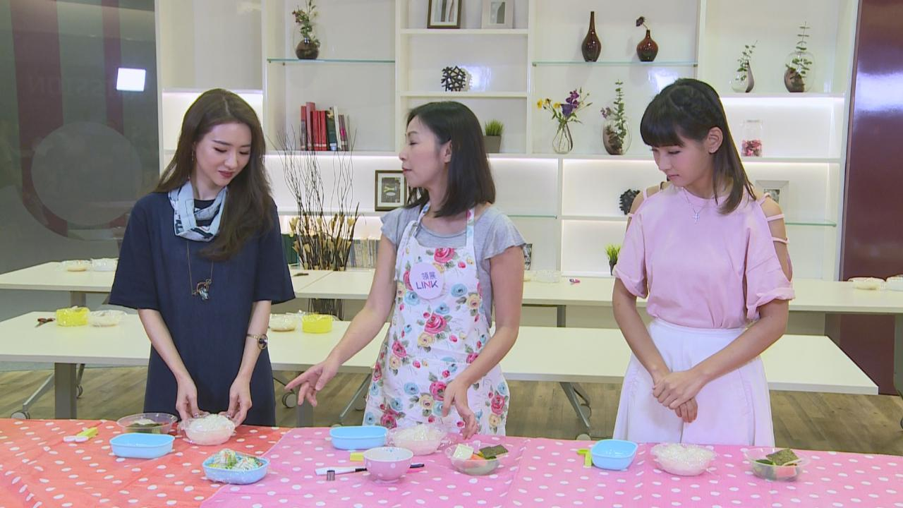 簡淑兒菊梓喬分享情史 曾為另一半下廚顯心思