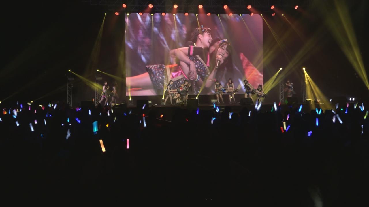 (國語)NMB48到香港舉行演唱會 賣力唱跳回饋粉絲