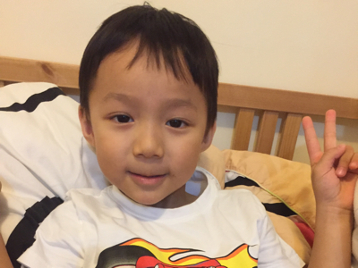 2017-10-03 LittleHysan睇書喇?