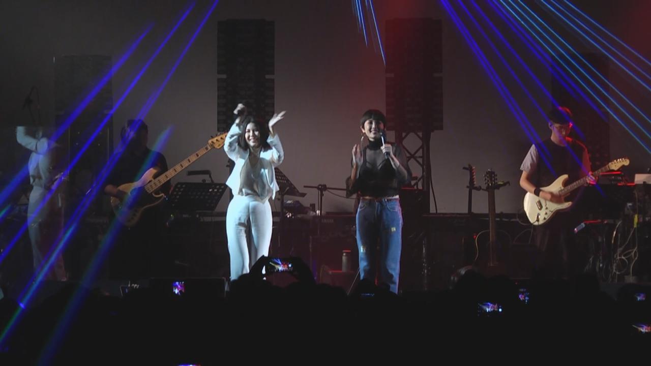 (國語)相隔多年台灣開演唱會 許茹芸為歌迷送驚喜