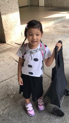 2017-10-04 Hailey Leung的影片