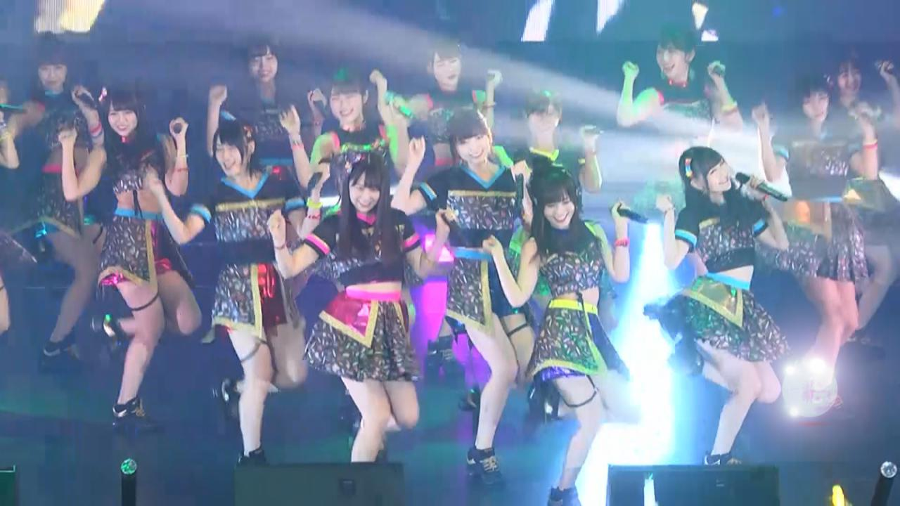 NMB48台灣舉行演唱會最終場 被當地粉絲熱情感動