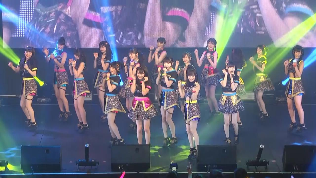 (國語)NMB48台灣舉行演唱會最終場 被當地粉絲熱情感動