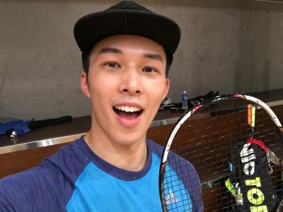 Badminton Time ?