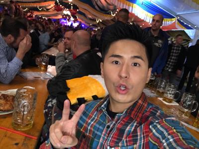 帶你睇德國柏林啤酒節??