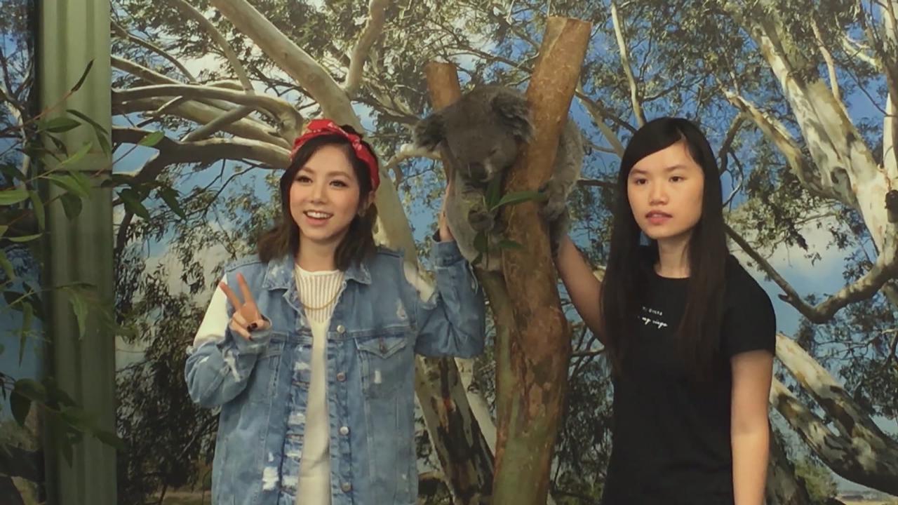 (國語)鄧紫棋澳洲開唱趁機觀光 與粉絲導游游覽當地景點