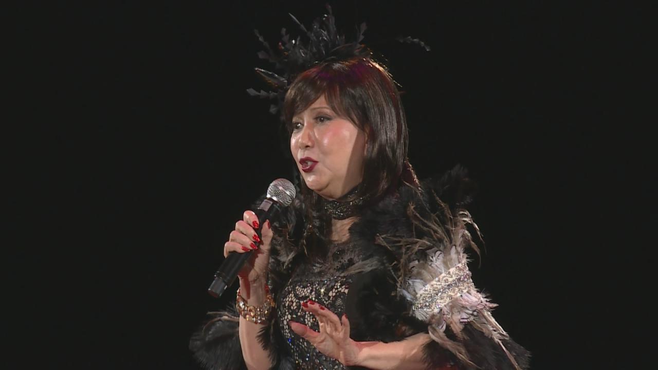 (國語)麗莎舉辦個人演唱會 指四面台演出有壓力