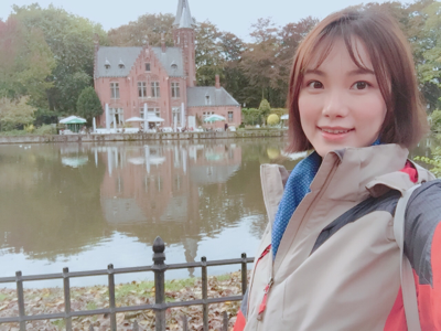 陳靖雲Clare-布魯日站
