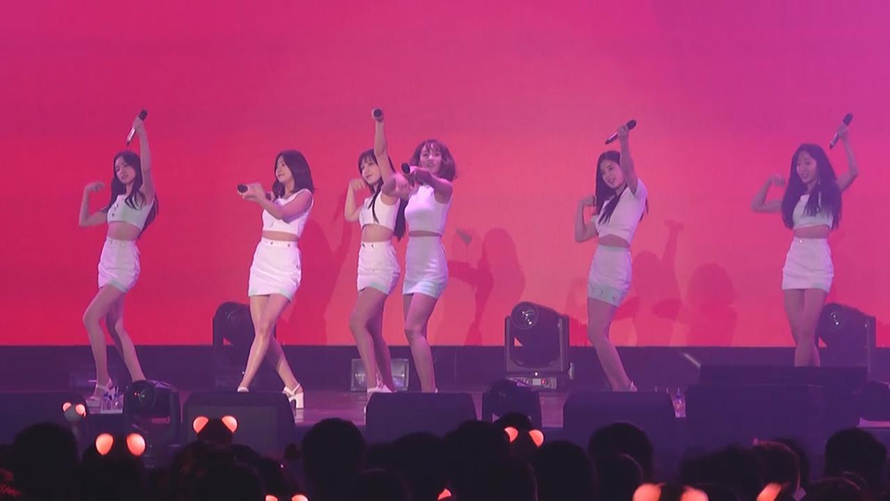 (國語)Apink台灣個唱性感亮相 以勁歌熱舞開場