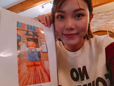 陳靖雲Clare-科隆放午飯