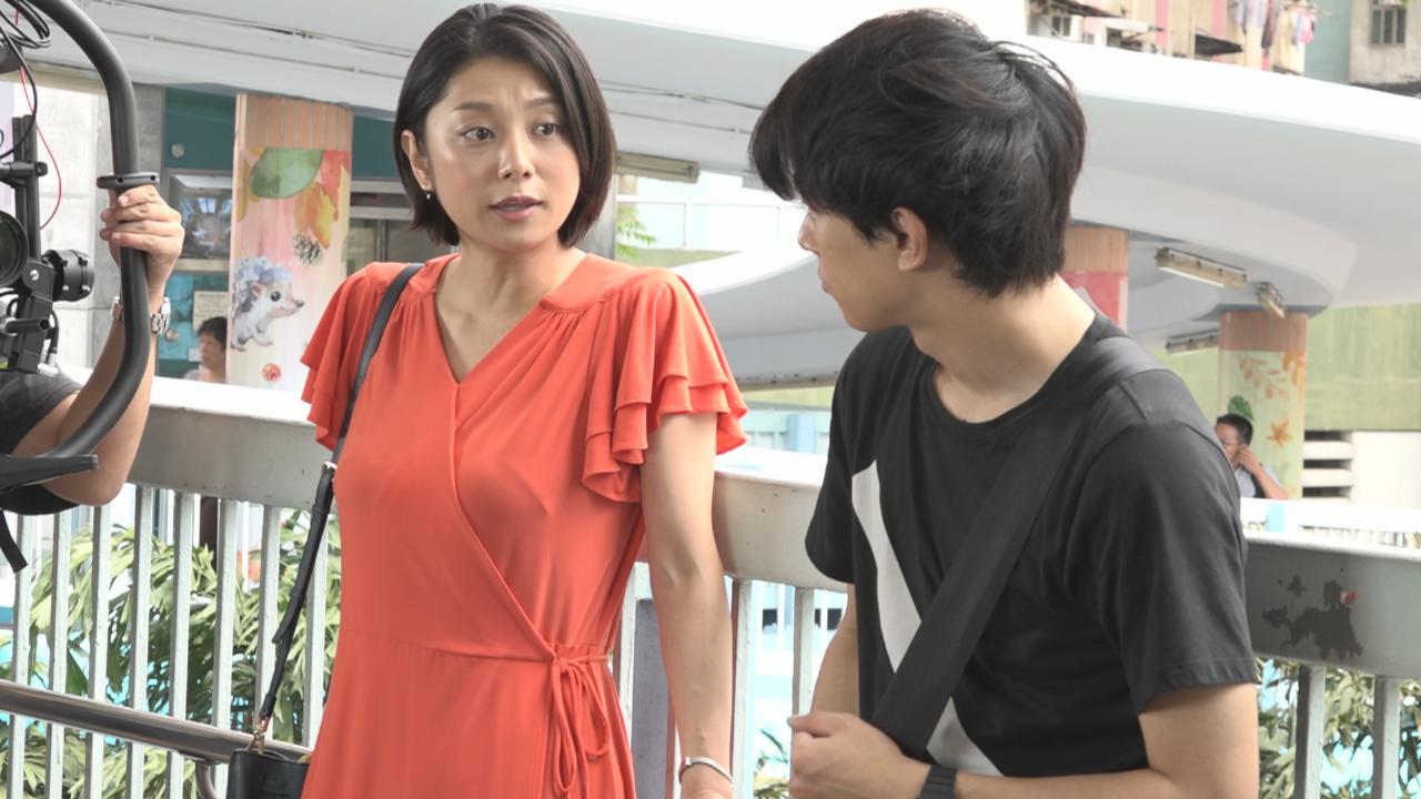 (國語)小池榮子吉澤亮赴港拍劇 二人大談對香港印象