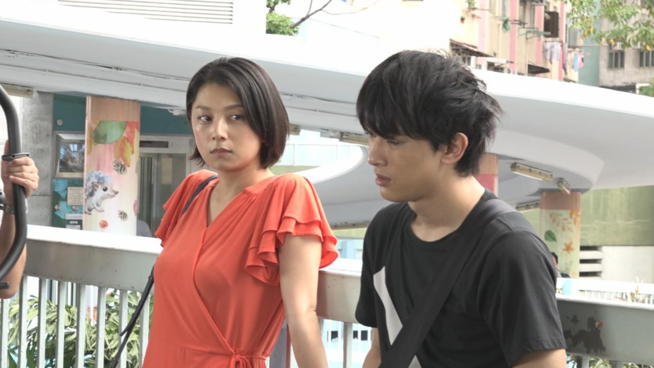 小池榮子吉澤亮來港拍劇 二人大談對香港印象