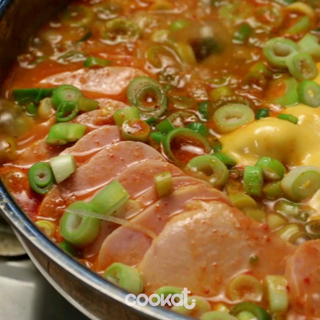 [食左飯未呀 Cookat] 火腿部隊鍋