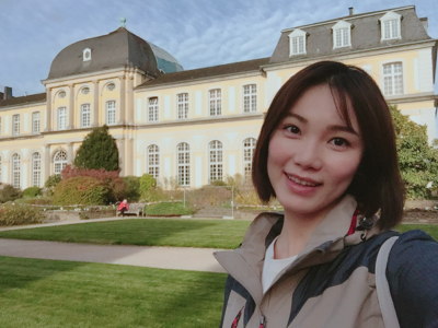 陳靖雲Clare-波恩大學