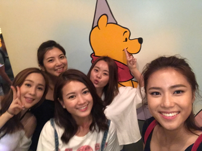 Hong Kong Disneylandddd ??