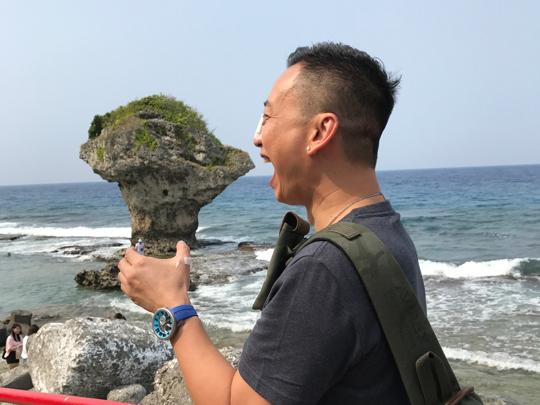 盛夏光年。煮人與旅朋友的小琉球之旅