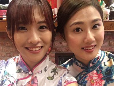 2017-10-17 TVB台灣製作中心的直播