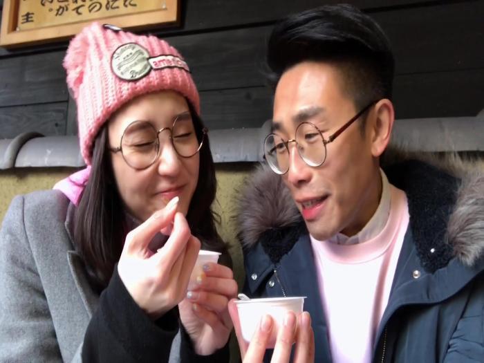 6號Ayan放閃遊 療癒溫泉蛋齊齊食