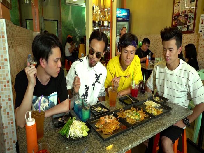 速食!泰式海鮮煎蛋