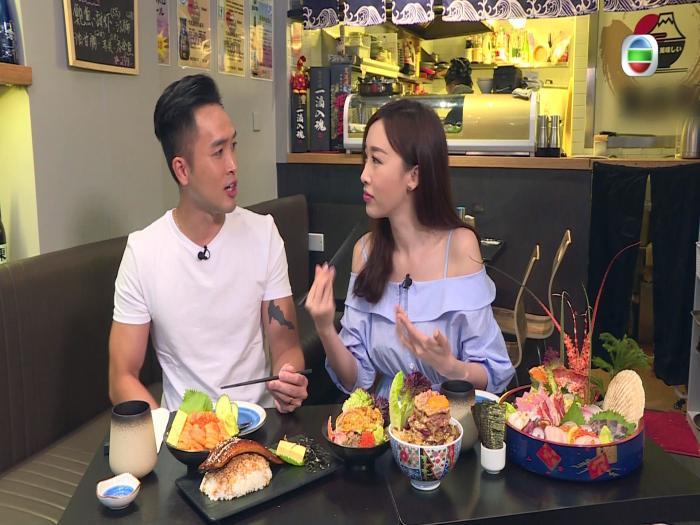 齊齊食海鮮丼