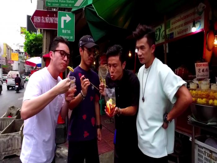 曼谷唐人街散策