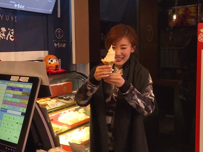 北海道牛奶雪糕
