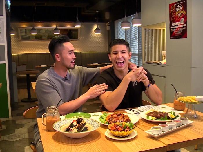 創新泰式餐館