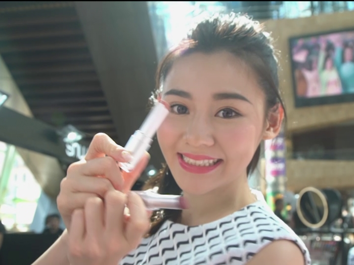 mix & match‧lip & cheek東京型格彩妝