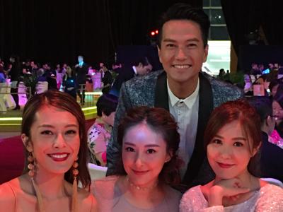 TVB50周年晚宴食D咩