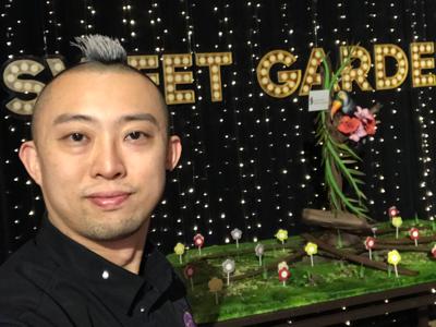 ????特別晚宴之 - Sweet Garden