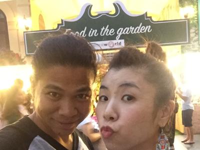 2017-11-07 泰國人妻 Judy的直播