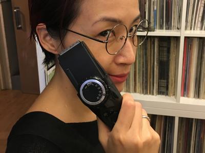 2017-11-08 王穎 星級化妝師/攝影師的直播晨早玩剪髮