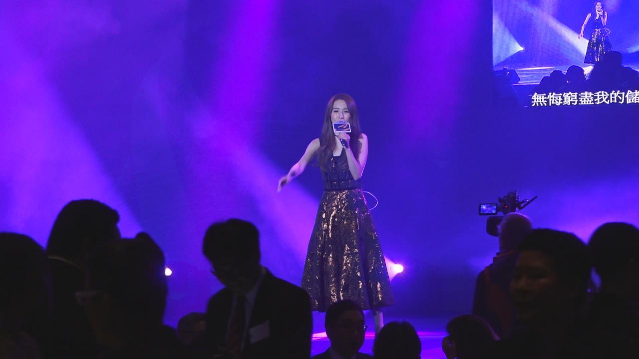 (國語)新歌忘記我自己大受歡迎 菊梓喬感謝歌迷支持