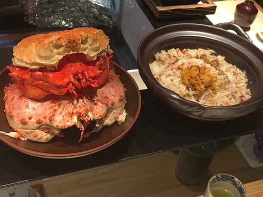 必食超正海膽蟹飯❤️CandyFong美食獵人的影片