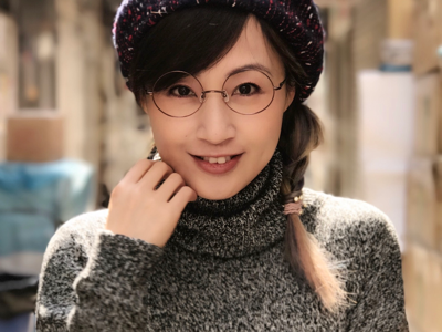 2017-11-09 王穎 星級化妝師/攝影師的直播又同peggy拍化妝教學短片