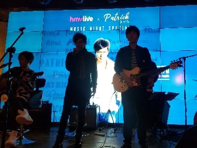 2017-11-11 鄧健泓patrick的hmv live現場直播
