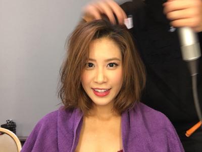 Bonnie/張佩玲變妝✨✨賀台慶?