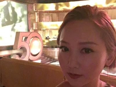 2017-11-19 李綺雯的台慶直播