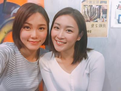 陳靖雲Clare-與梓盈bb吹水