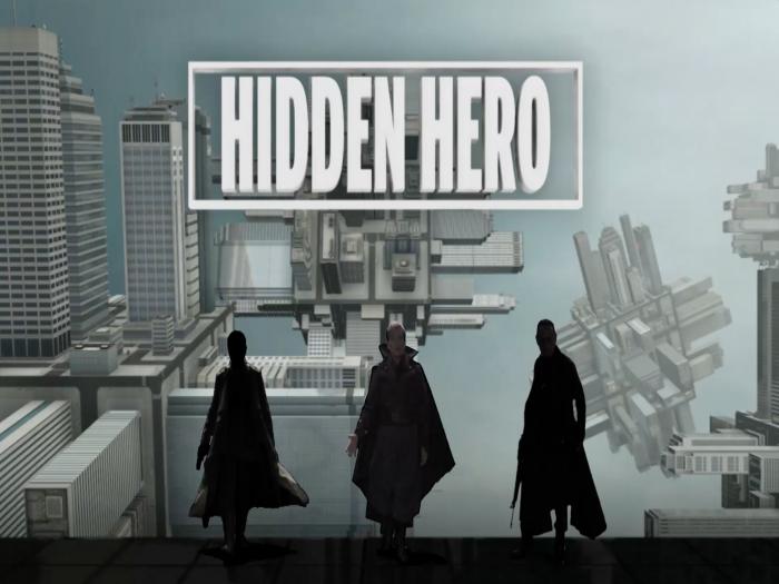 超耷英雄大戰Hidden Hero