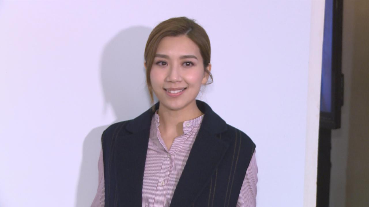 黃智雯嘆劇集太快完結 馬國明期待開拍續集