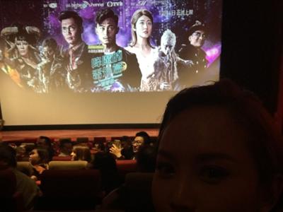 2017-11-29 李綺雯的直播,降魔的番外篇首映會