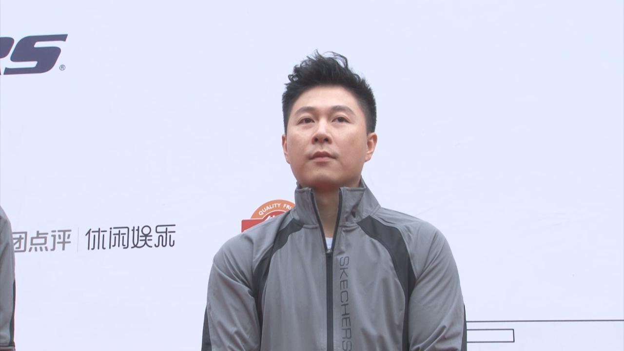 (國語)擔任馬拉松比賽嘉賓 李小鵬揚言要努力瘦身