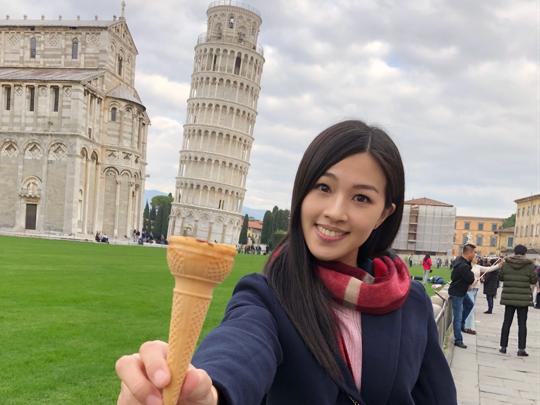 暴龍媽媽的義大利之旅