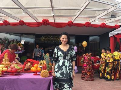 2017-11-30 黎燕珊馬來西亞的直播