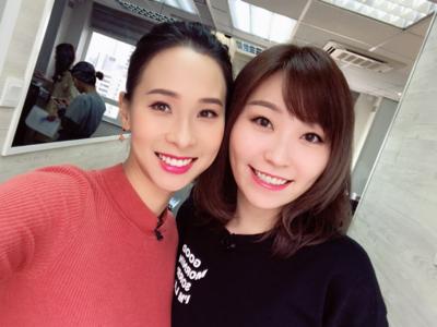 東張西望之 人靚聲甜歌手 加晴 教開聲2017-11-30 李旻芳 Lucy的直播