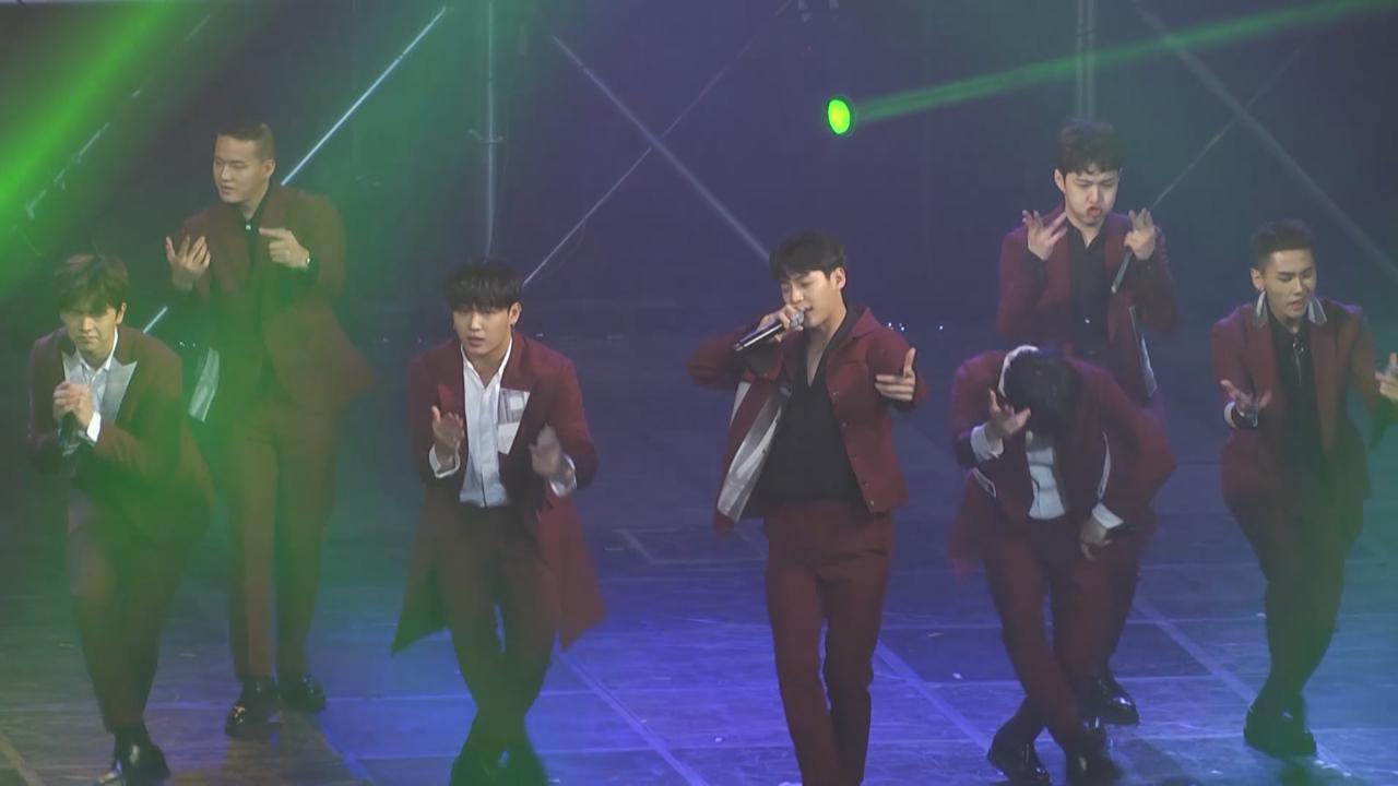 (國語)BTOB獻唱大熱歌曲 獲歌迷熱情應援